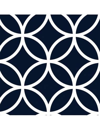 Látka Oxford Kola - Tmavě modrá